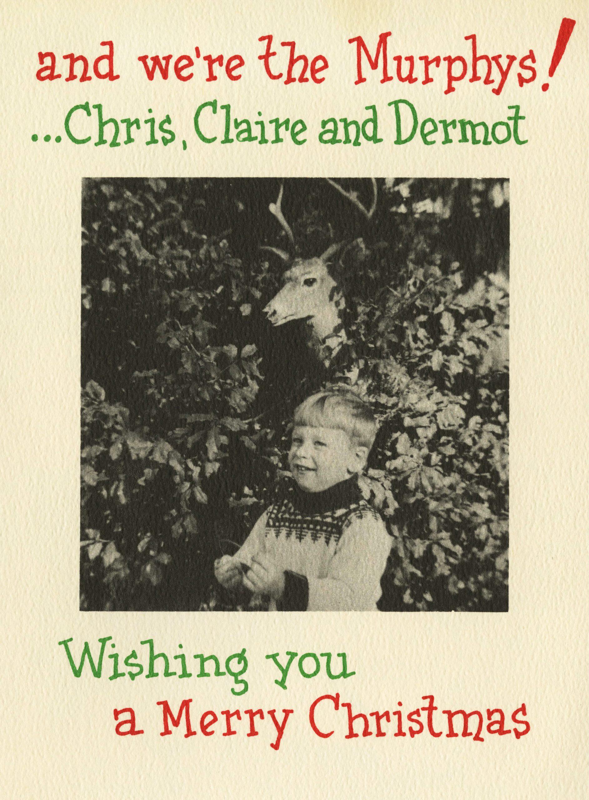 A Very Dermot Christmas, 1959