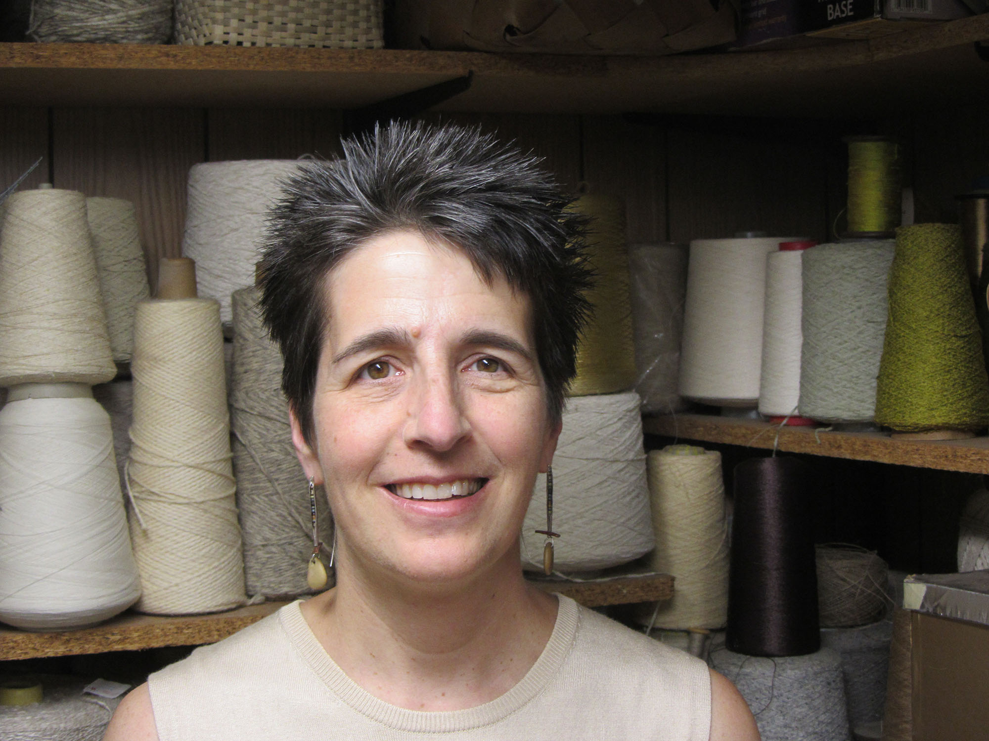 Q&A with Marcia Weiss, Director, Textile Design