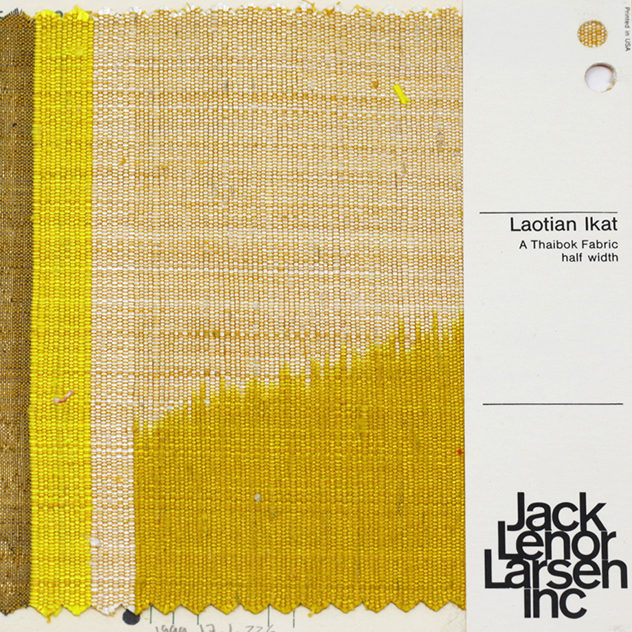 Remembering Jack Lenor Larsen