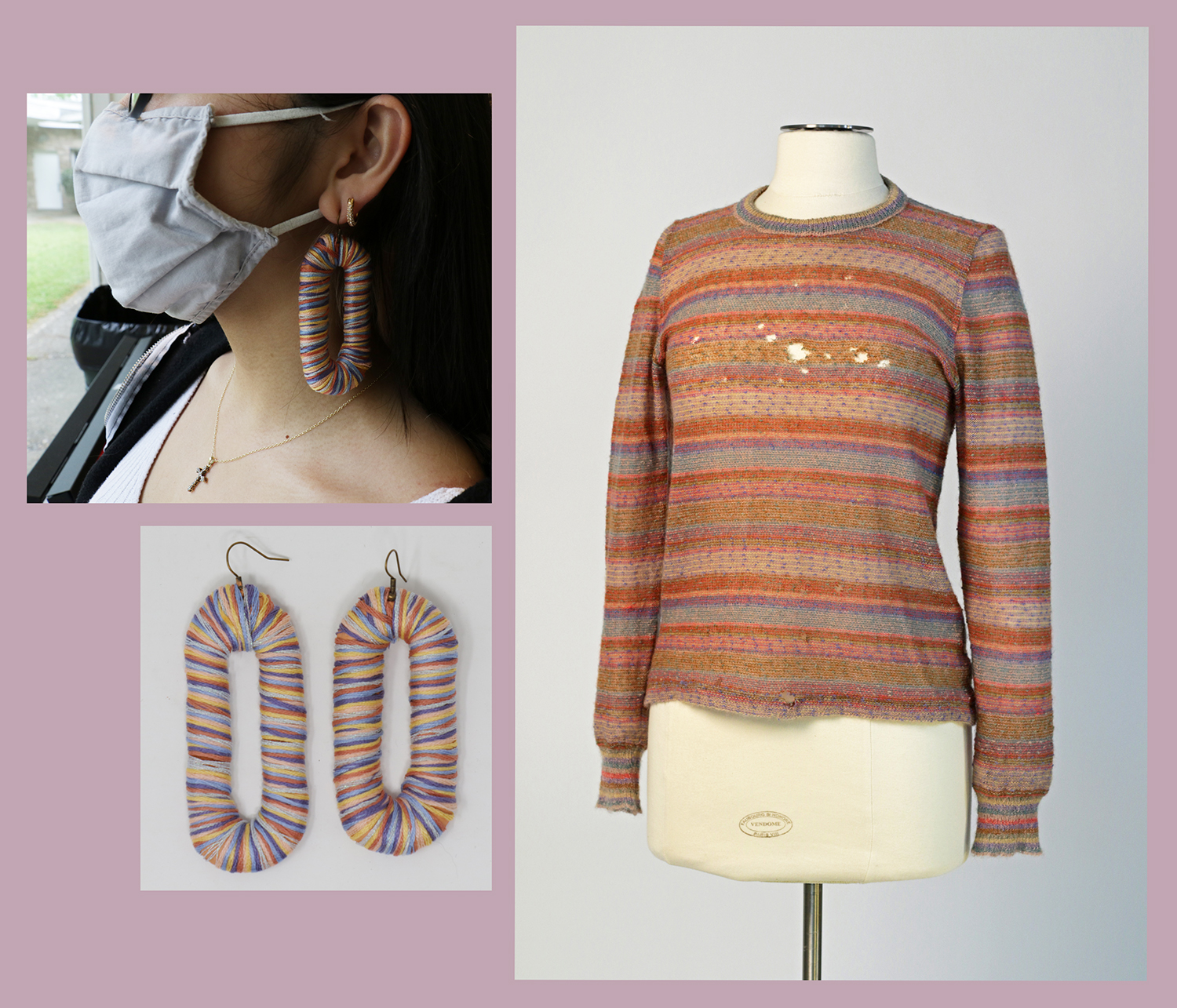 Student Project: Missoni Knitwear, by Gabrielle Ramos